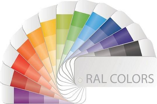 Ral 9016 какой это цвет