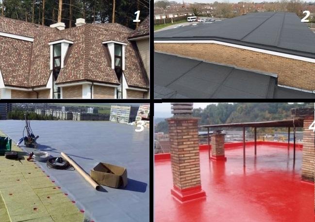 В ремонт крыш москве гаражей